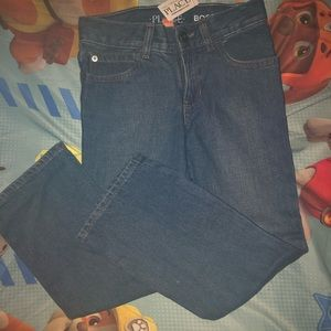 The Children's Place Bootcut Jeans, Size 6 Boys